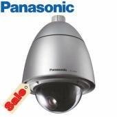 Panasonic WVCW590 IP66 PTZ Dome Camera