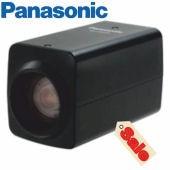 Panasonic WVCZ492E Super Dynamic 6 Day/Night Zoom Surveillance Camera