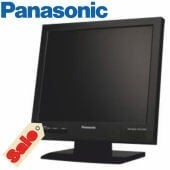 Panasonic WVLC1900 19 SXGA LCD High Resolution Monitor