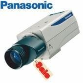"Panasonic WVCL274 1/2"" CCD Colour Camera"