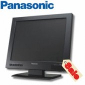 """Panasonic WVLD2000 20"""" LCD AV Monitor"""