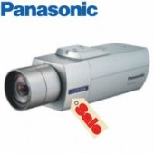 Panasonic WVNP1000 Mega Pixel Colour Network Camera ex demo