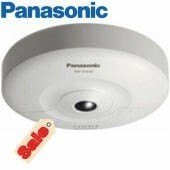 Panasonic WVSF438 360 Degrees Indoor Dome Camera