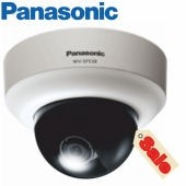 Panasonic WVSF538E Super Dynamic Full HD Dome Network Camera