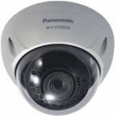 Panasonic WVV2530LK Full HD Weatherproof Dome Network Camera