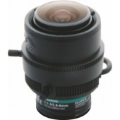 "Fujinon YV2.8x2.8SR4A-2 1/3"" Vari-Focal 3 Megapixel manual iris Day/Night Lens"