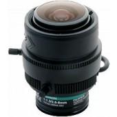 "Fujinon YV2.8x2.8SR4A-SA2 1/3"" Vari-Focal 3 Megapixel DC auto iris Day/Night Lens"