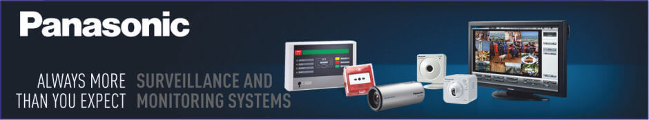 Panasonic Surveillance and Monitoring Systems
