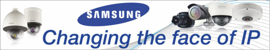 Samsung Hanwha Techwin Changing the Face of IP CCTV
